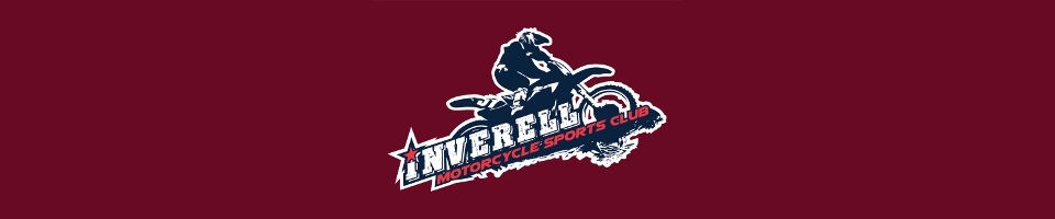 Inverell Motor Cycle Sports Club Logo